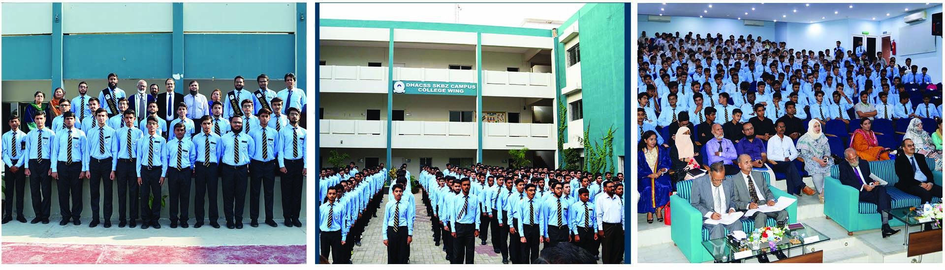 Welcome to DHACSS SKBZ College