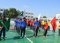Inter House Competitions